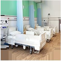 病院,オゾン,消臭